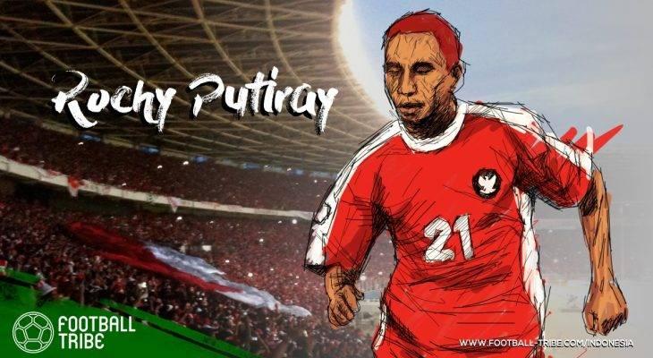Rochy Putiray, Karier di Liga Hong Kong hingga Membobol Gawang AC Milan