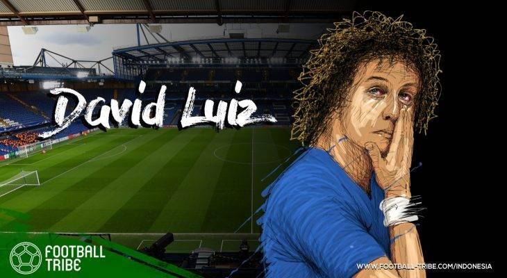 Benarkah Real Madrid Membutuhkan David Luiz?