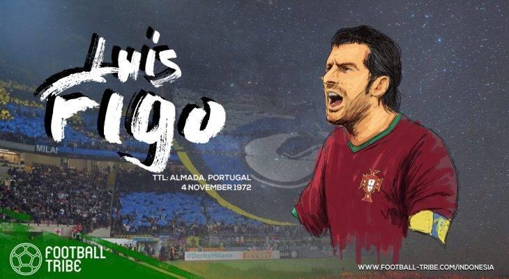 Luis Figo: Sang Pengkhianat Terbaik Abad Ini