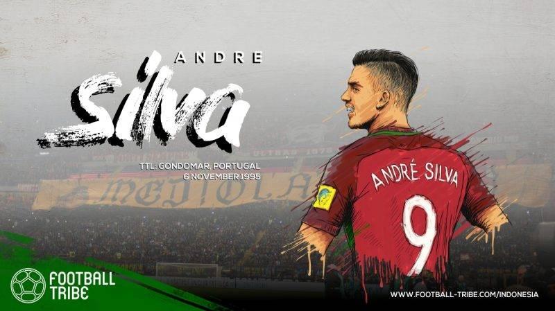 André Silva belum maksimal