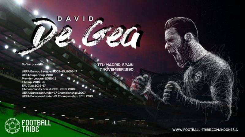 pencapaian yang diraih oleh David de Gea