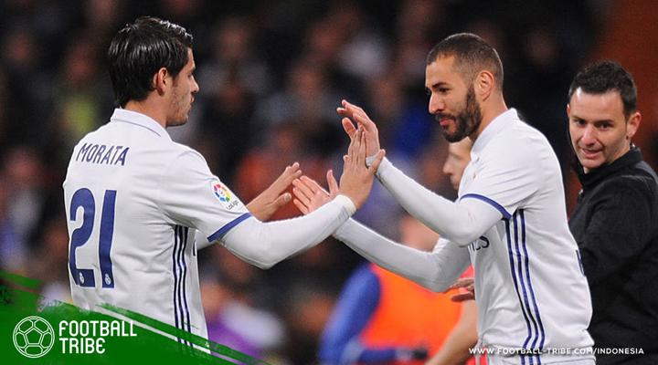 Para Mantan Penyerang Real Madrid yang Lebih Tajam dari Karim Benzema