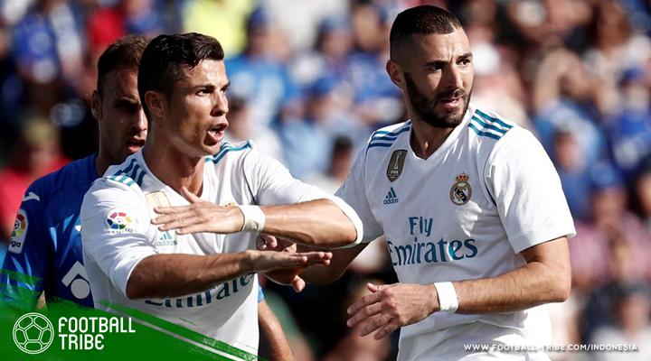 Karim Benzema: Cristiano Ronaldo Lebih Egois Ketimbang Saya