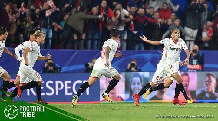 Catatan dari Ramon Sanchez Pizjuan: Menyaksikan Langsung Kepongahan Liverpool yang Berbuah Comeback Dramatis Sevilla