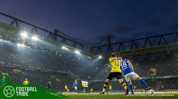 Schalke Samakan Keunggulan Empat Gol Dortmund, Bara Api Derbi Ruhr Panas Membara
