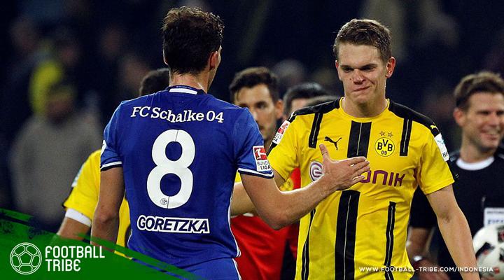 Derby Ruhr: Bara Api di Antara Borussia Dortmund dan Schalke 04