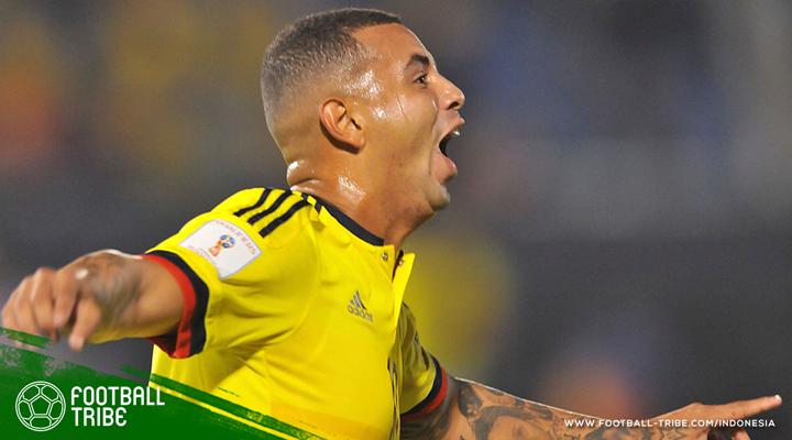 Pemain Kolombia Tersandung Kasus Rasisme karena Gestur Ofensif kepada Pemain Korea Selatan