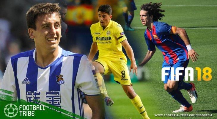 Deretan Wonderkids yang Patut Kamu Beli di FIFA 18 (Bagian 2)