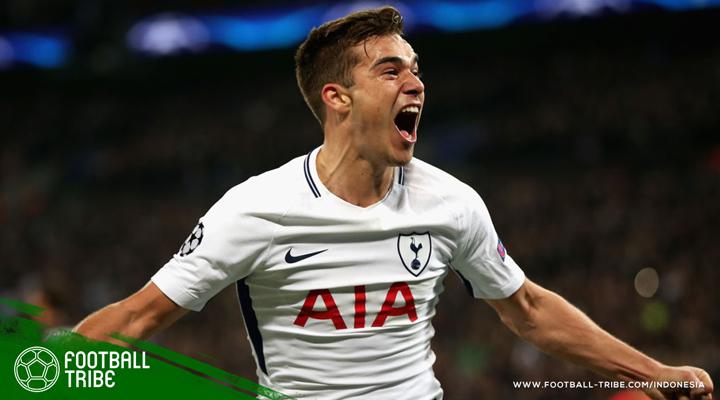 Melihat Tottenham Hotspur di Dalam Diri Harry Winks