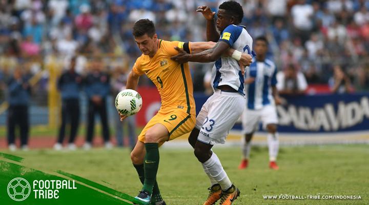 Tahan Imbang Honduras, Australia Buka Peluang Lolos ke Piala Dunia 2018