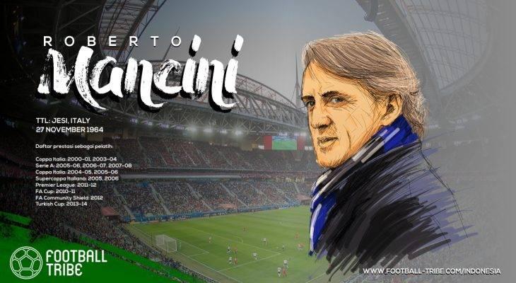 Di Rusia, Roberto Mancini Kembali Mengejar Juara