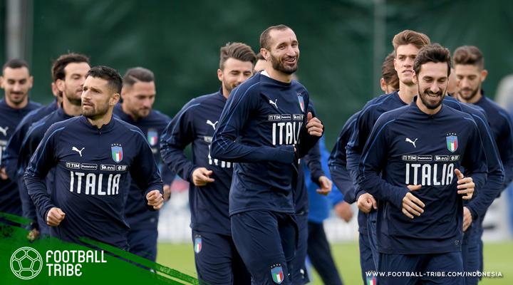 Italia vs Swedia: Laga Play-Off yang Tak Diinginkan Siapapun