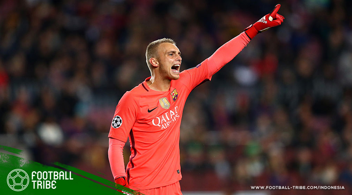 Jasper Cillessen Dilirik Newcastle United