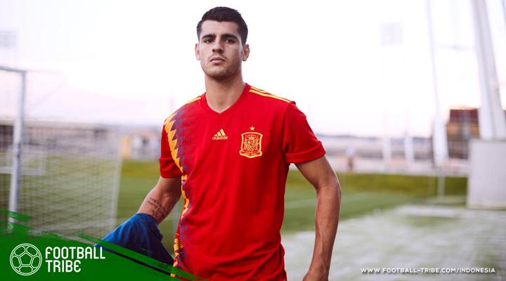 Desain Jersey Rancangan adidas Memicu Kontroversi di Spanyol