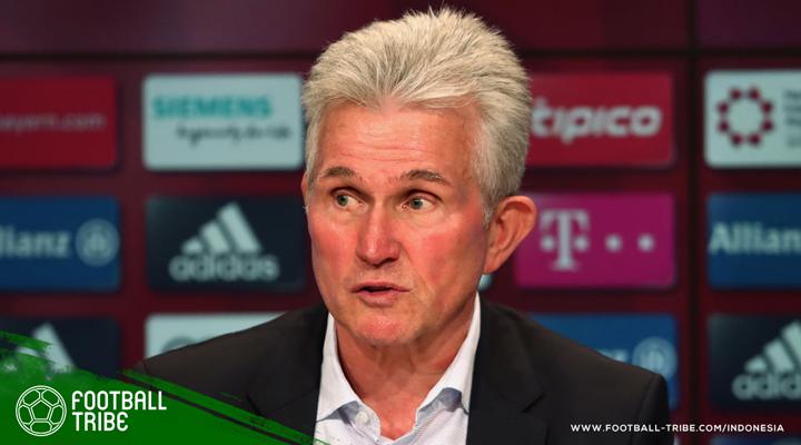 Jupp Heynckes Tutup Kemungkinan Perpanjang Kontrak Baru Bersama Bayern München