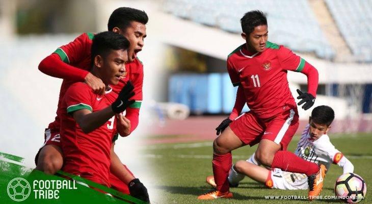 Keperkasaan Garuda Nusantara Tak Kuasa Dibendung Brunei U-19