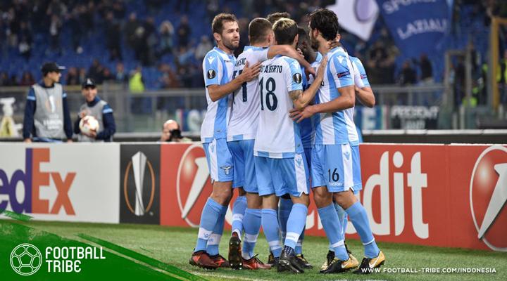 Gol Bunuh Diri di Menit Terakhir Tentukan Kemenangan Lazio Atas Nice