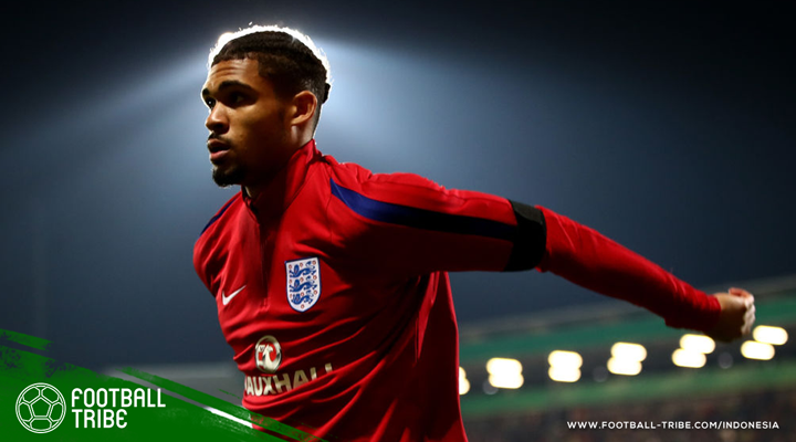 Ruben Loftus-Cheek Punya Nyali