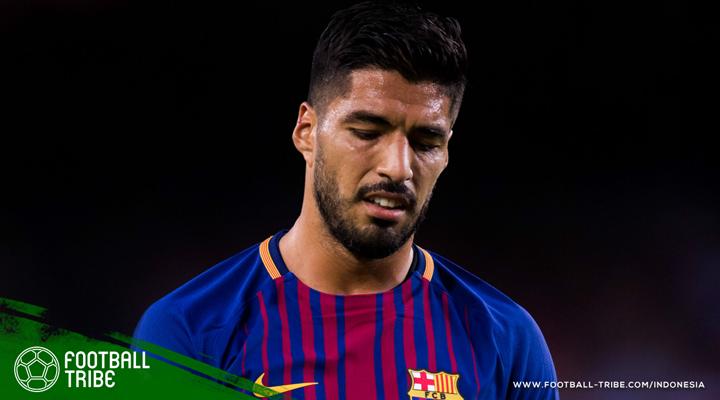 Luis Suarez dan Pemain-Pemain Lain yang Paling Sering Terperangkap Offside