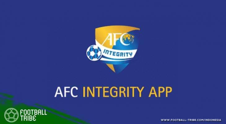 "Luncurkan Aplikasi ""Integrity"", Cara AFC Menjaga Muruah Sepak Bola"