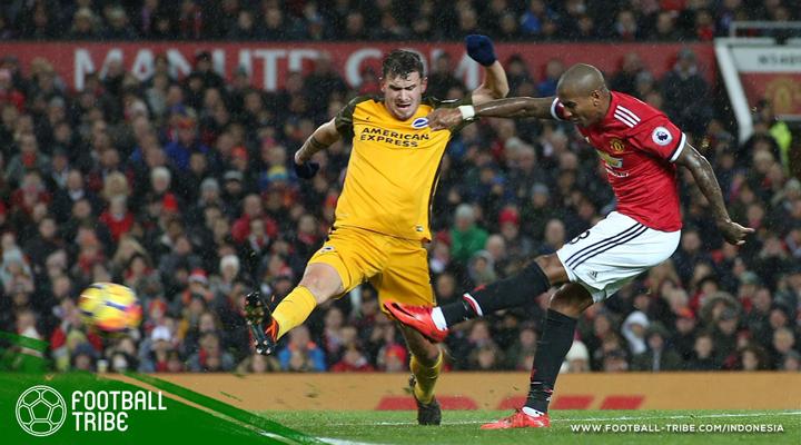 Kiper Brighton Tampil Impresif, Satu Gol Bunuh Diri Berikan Manchester United Tiga Poin