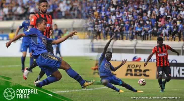 Magis Perseru Serui di Bandung Antarkan Semen Padang ke Liga 2