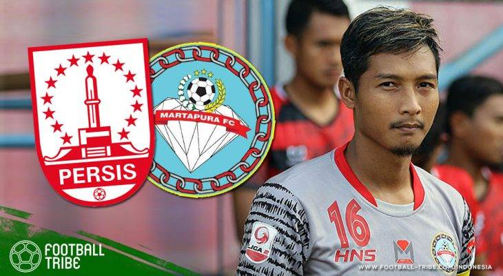 Martapura FC Bekap Persis Solo dengan Skor Tipis
