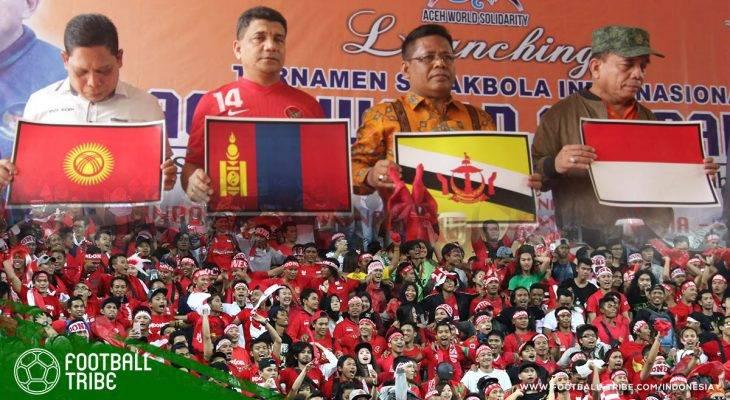 Mengenal Seluk Beluk Aceh World Solidarity Cup 2017