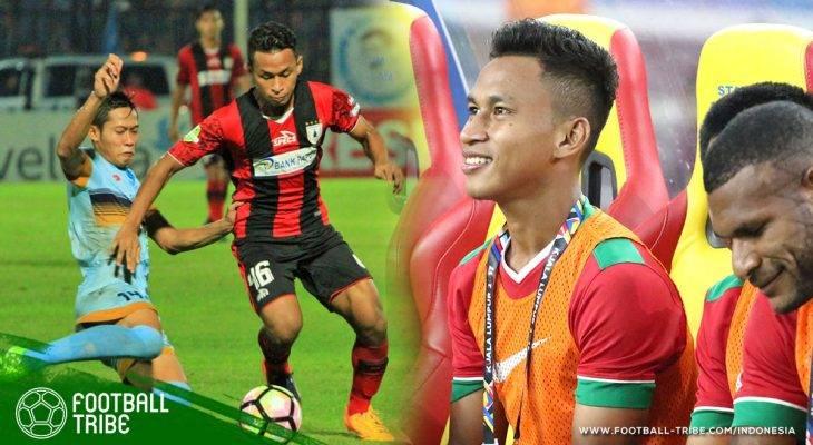 Bersinar di Persipura dan Timnas Indonesia, Awal Karier Menyenangkan bagi Osvaldo Haay