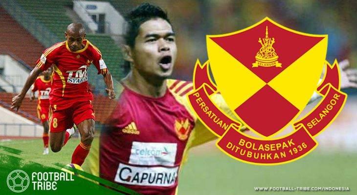 Nostalgia Musim Sukses Bambang Pamungkas dan Elie Aiboy di Selangor FA