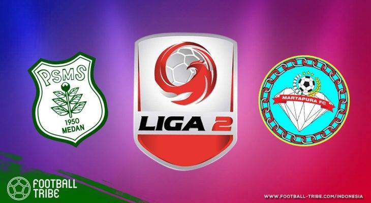 PSMS Medan dan Martapura FC Menunggu Lawan