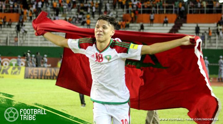 Maroko Kembali ke Pentas Piala Dunia