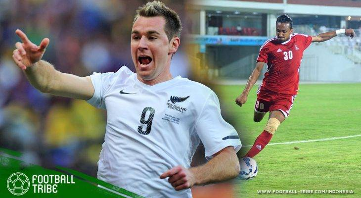 Para Pemain Asing Liga 1 yang Memperoleh Panggilan Tim Nasional Negara Mereka