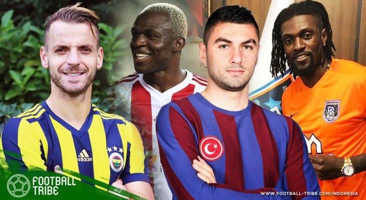 Para Penyerang yang Memperbaiki Nasib di Liga Super Turki