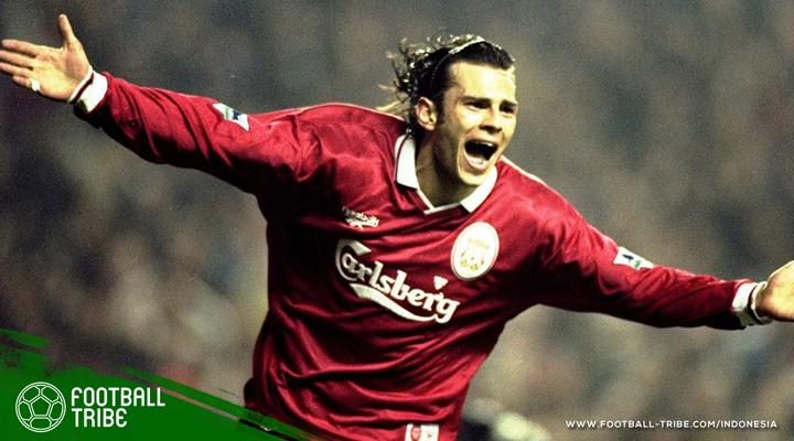 Patrik Berger dan Kisah Kebanggaannya Berseragam Liverpool