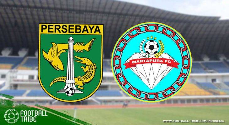 Irfan Jaya jadi Bintang, Persebaya Surabaya Pastikan Promosi ke Liga 1