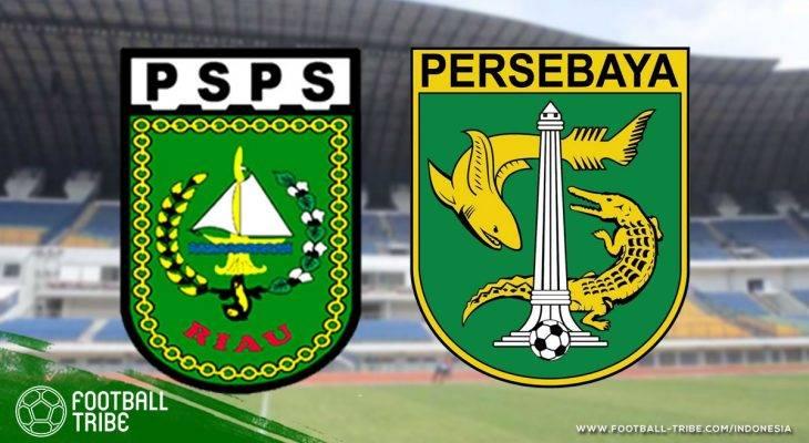 Rishadi Fauzi Bawa Persebaya Surabaya Jungkalkan PSPS Riau