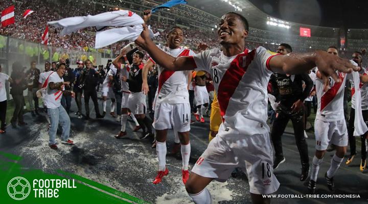 Partisipasi Peru di Piala Dunia 2018 Terancam Digantikan Italia?