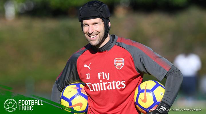 Karier Petr Cech bersama Arsenal Masih Panjang