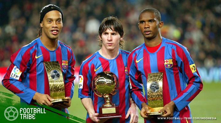 Ronaldinho: Saya Tetap Akan Dukung Lionel Messi Meski Ia Pindah dari Barcelona!