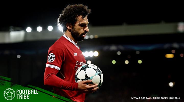 Mohamed Salah: Kandidat Terdepan Pemain Terbaik Afrika