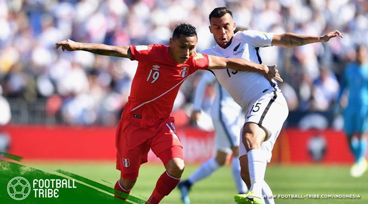 Tahan Imbang Selandia Baru, Peru Kejar Piala Dunia Pertama Sejak 1982