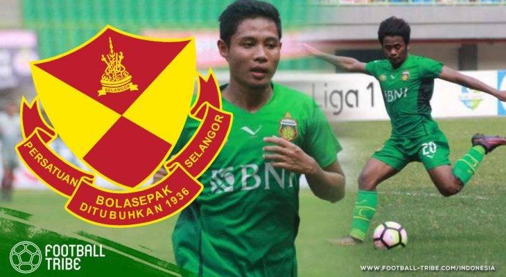 Beda Nasib Kontrak Evan Dimas dan Iham Udin di Selangor FA