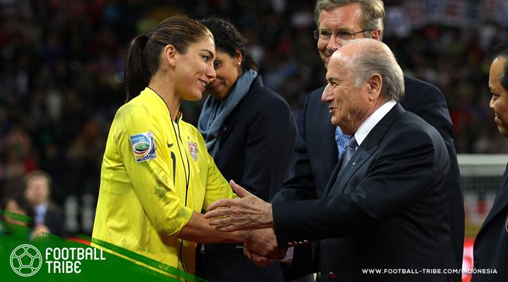 Tak Hanya Koruptor, Sepp Blatter Juga Seorang Predator Seksual!