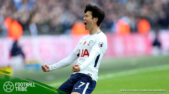 Son Heung-min Resmi Jadi Pemain Asia Tersubur Sepanjang Sejarah Liga Primer Inggris