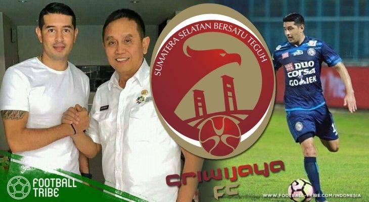 5 Pemain Sriwijaya FC yang Masih Pantas Berlaga di Liga 1 2019