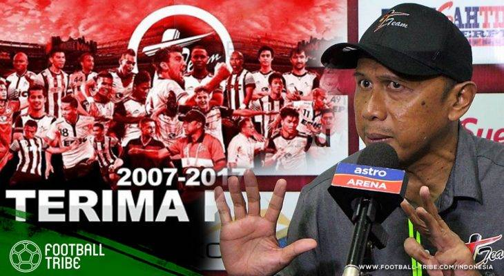 T-Team Bubar, Bagaimana Nasib Rahmad Darmawan?
