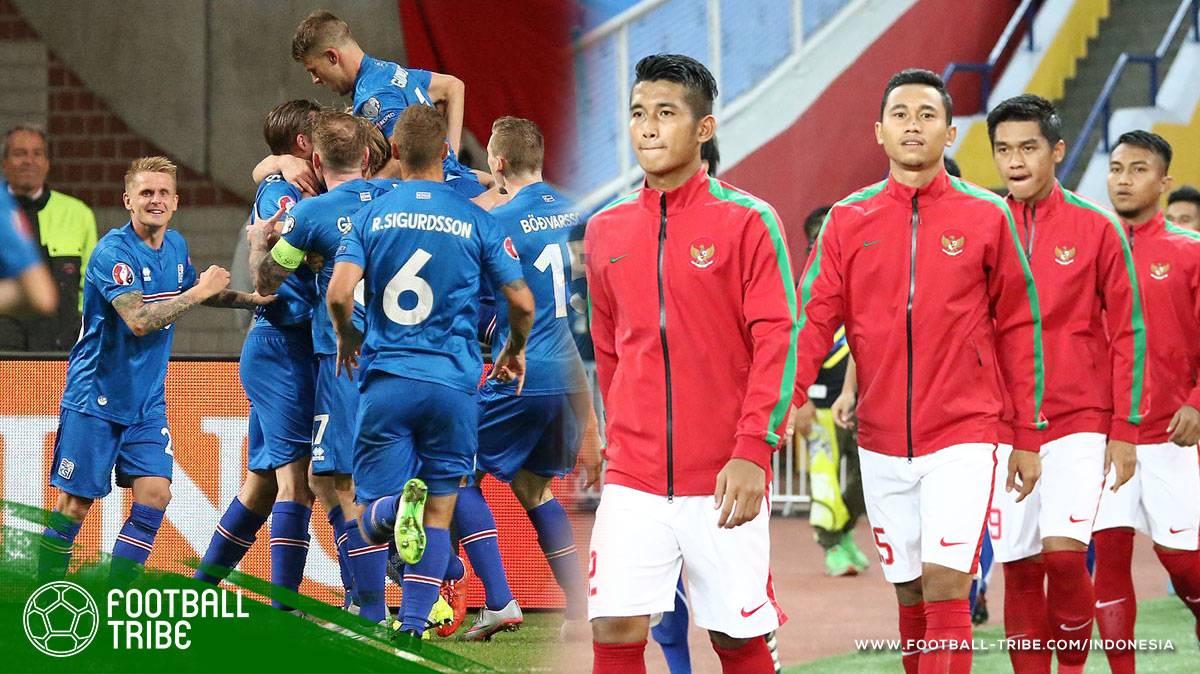 Timnas Indonesia akan Menantang Islandia di Awal 2018?  Football Tribe Indonesia