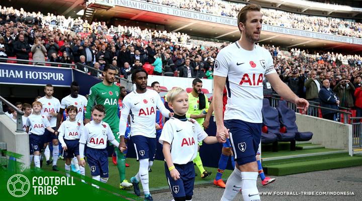 Tottenham Hotspur, Klub Para Kapten