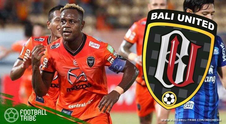 Menyambut Kompetisi Asia, Bali United akan Mendaratkan Victor Igbonefo